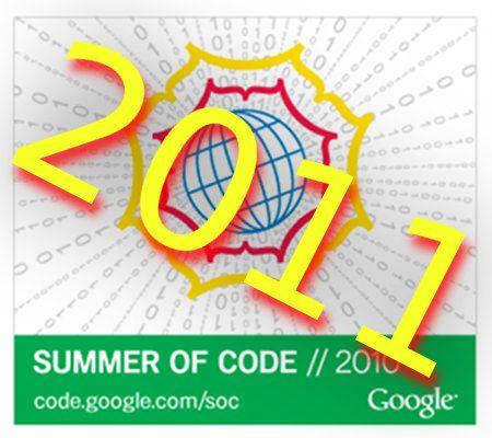 Se acerca el Google Summer of Code 2011