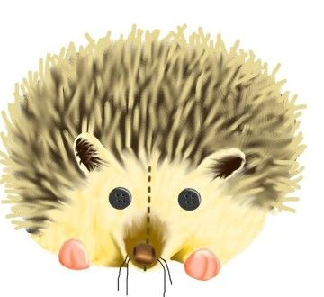 Hoary_Hedgehog_Stuffed_Animal_by_icantthinkofaname_09