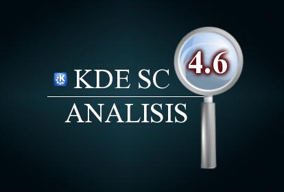KDE 4.6, el análisis