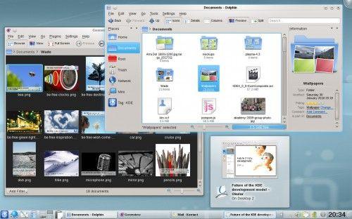KDE SC 4.4
