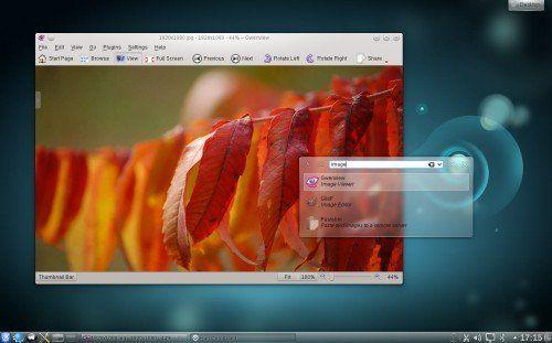 KDE SC 4.6