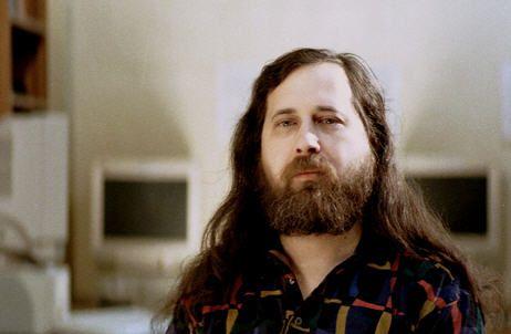Stallman, no cambies nunca