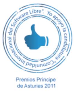 La Comunidad Internacional del Software Libre a los Premios Príncipe de Asturias