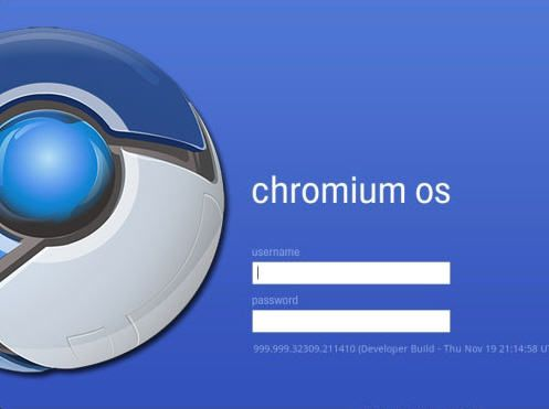 OS ChromiumOS2 Chromium Test by Hexxeh