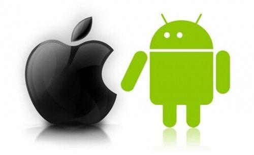 android vs ios 500x306 Algunas aplicaciones de iOS y Android estarían violando licencias libres