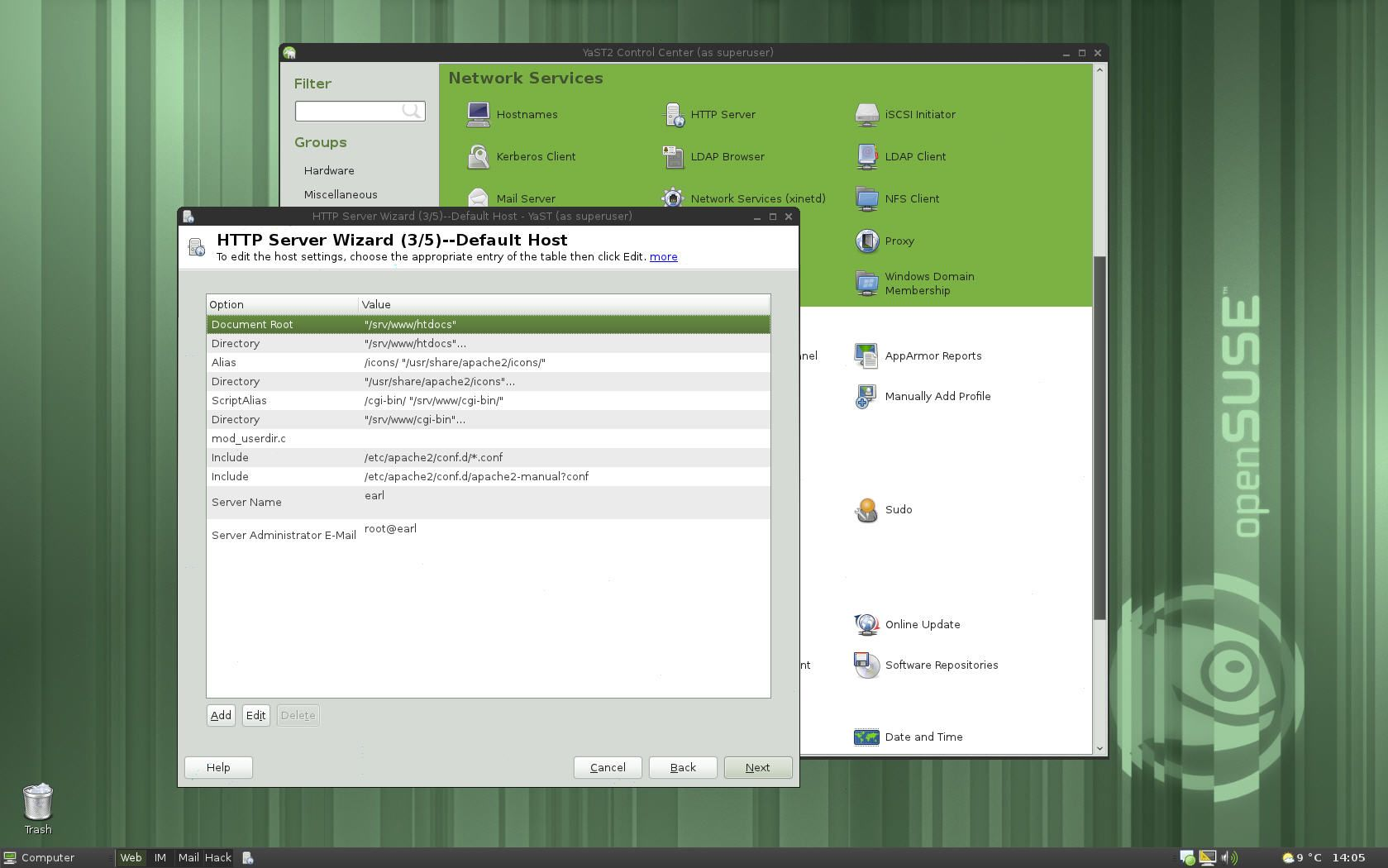 La distribuición OpenSUSE 11.4 ya está disponible 31