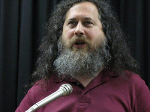 500x374 RMS1 Richard Stallman: smartphones are the dream of Stalin, tools of Big Brother