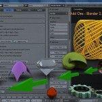 Blender 2.57, la primera versión estable de la serie 2.5