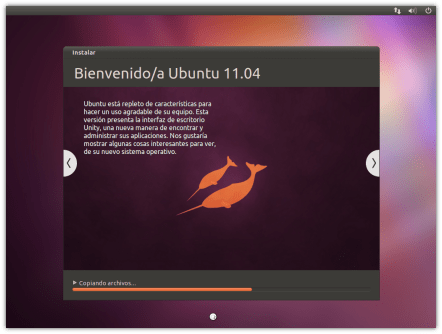 Ubuntu Ubuntu 11.04 11.04 Natty Narwhal arrived!