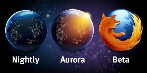Firefox 6.0a2: un vistazo al futuro de Firefox