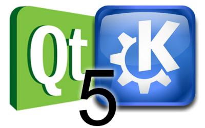 Qt5-KDE5