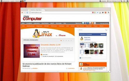 Ubuntu 11.04, el análisis