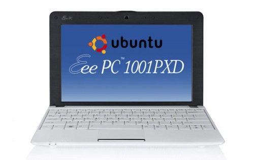 Asus Ubuntu 500x315 ASUS Eee PC con Ubuntu preinstalado, anunciados
