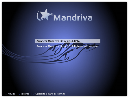 Disponible Mandriva 2011 Beta 3