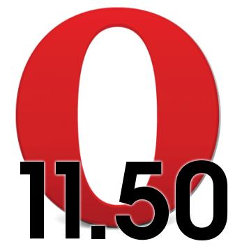 Opera11.50