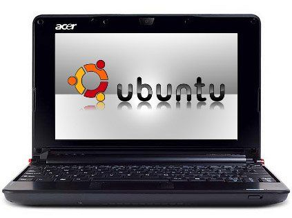 acer aspire one ubuntu Control use Ubuntu fan