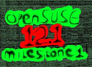 opensuse-12.1-Milestone-1