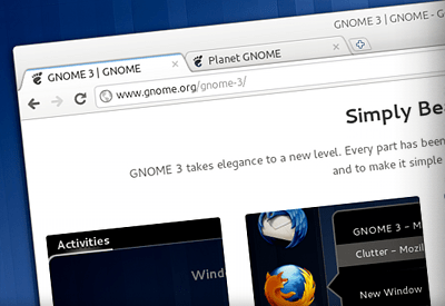 unnamed Adwaita , issue of integration for Chrome / Chromium in GNOME 3