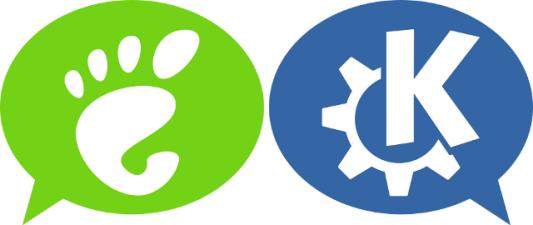 GNOME-KDE