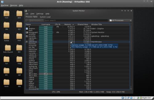 Quantum Project, fork de KDE y Qt