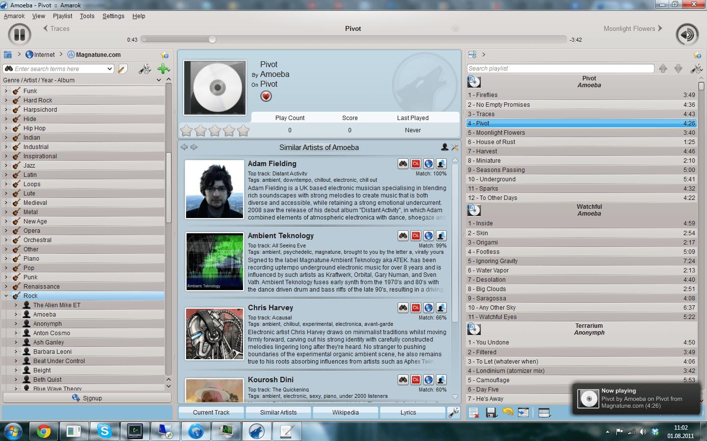 Amarok 2.4.3