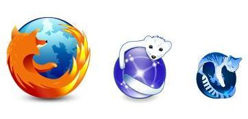 Firefox y cía