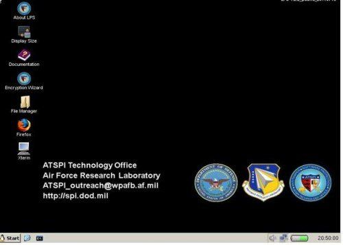 500x357 LPSLinux LPS, ultra-Linux distro of the USAF