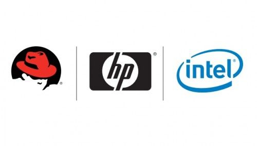 hp intel redhat 500x285 HP, Intel and Red Hat team up to help companies migrate to Linux servers