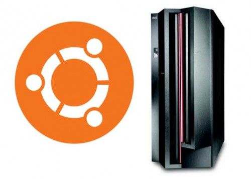 Ubuntu ubuntu ibm 500x357 is close to major IBM server