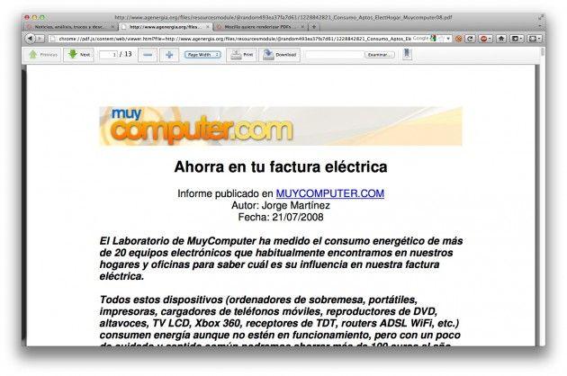 Firefox-PDFjs