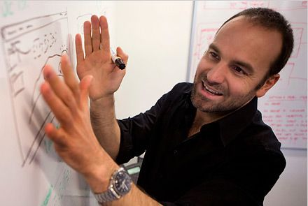Mark Shuttleworth Mark Shuttleworth: I'm very proud of our record of innovation