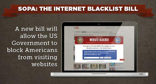 SOPA imagen La SOPA y la tardía busqueda de libertad de algunos