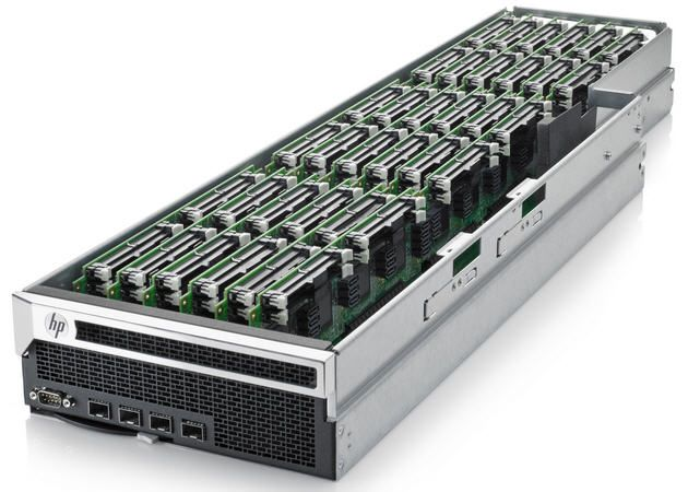 Ubuntu Server hp moonshot in future HP servers with ARM micros