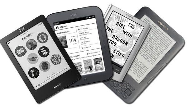 lectores e-books