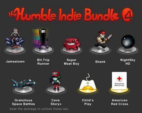¡The Humble Indie Bundle 4 finalmente ha llegado! HB4