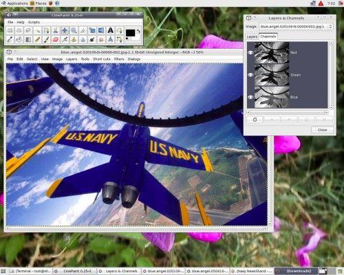 cinepaint 500x400 CinePaint 1.0: otro desarrollo que da el salto a versiones redondas