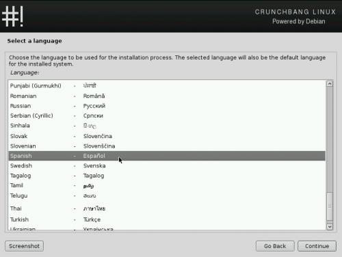 crunchbang2 500x376 Crunchbang Linux: el sistema minimalista