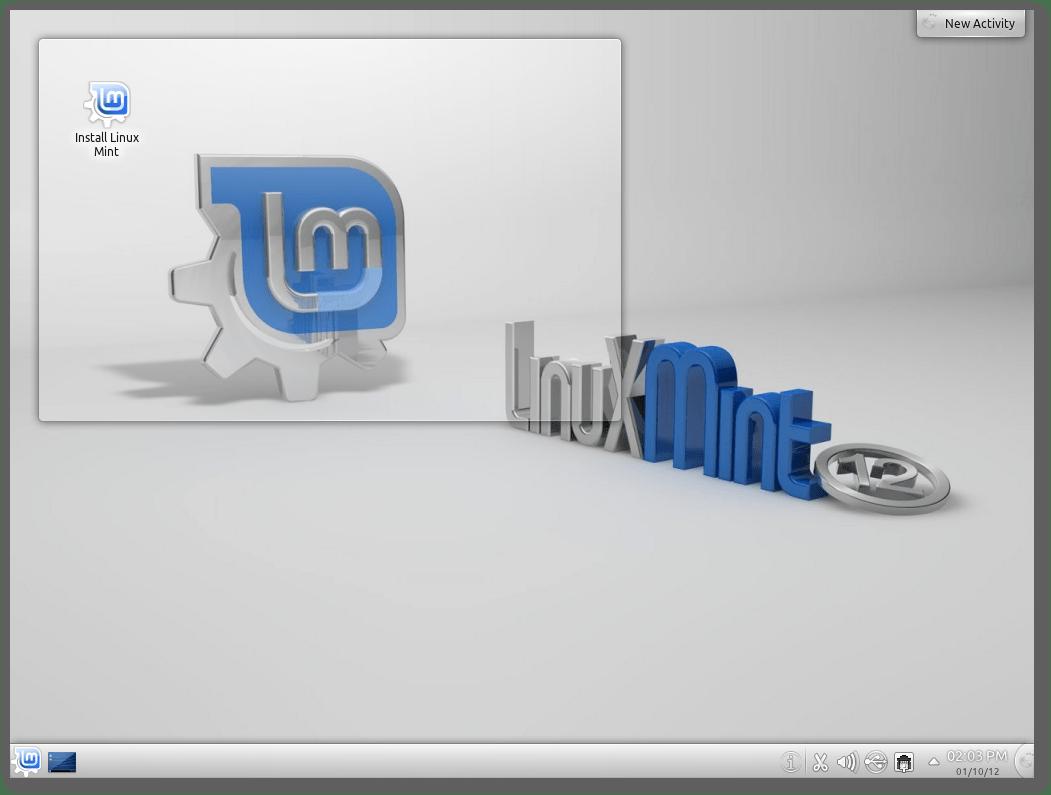 LinuxMint12-KDE-RC