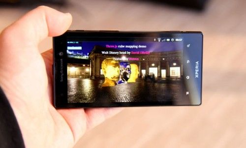 La implementación de WebGL de Sony Ericsson ya es Open Source