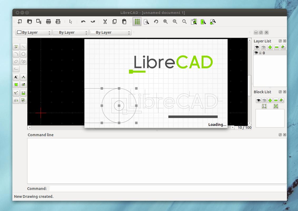 librecad-1-0