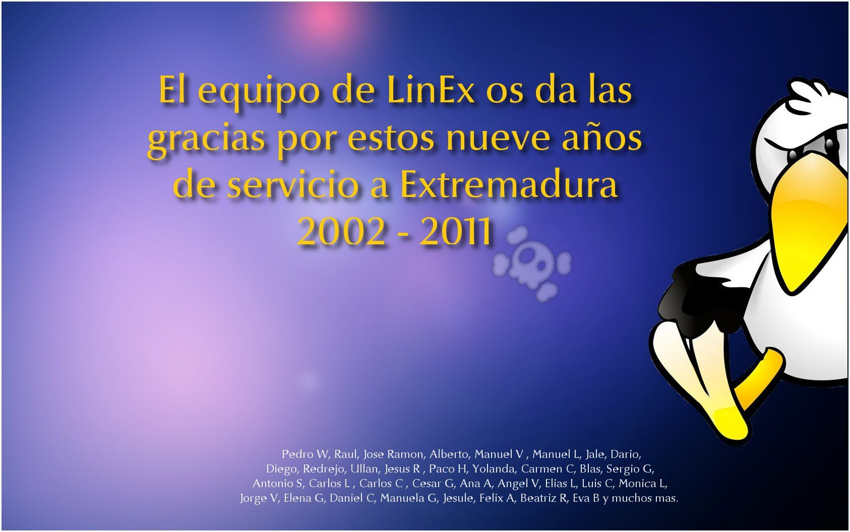 linex-adios
