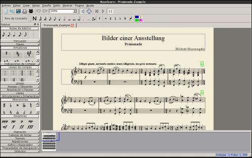 musescore 500x314 Producción y edición de sonido: herramientas fundamentales