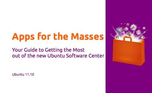Ubuntu apps 500x306 masess Guide to make the most of the Ubuntu Software Center