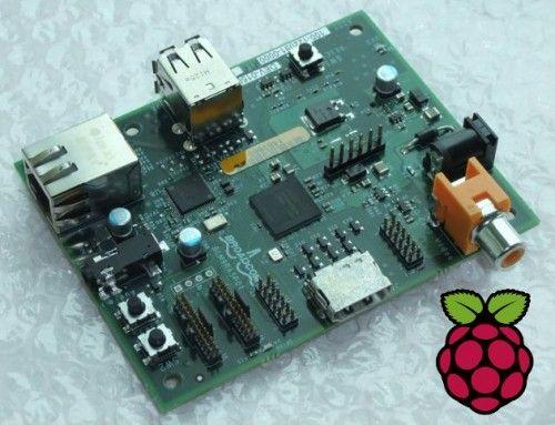 El Raspberry Pi estará disponible el 20 de febrero