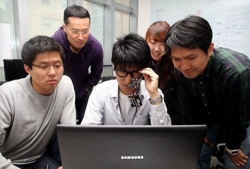 Samsung libera el código de la herramienta de accesibilidad eyeCan