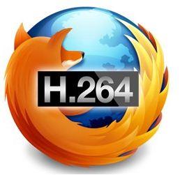 Firefox h.264