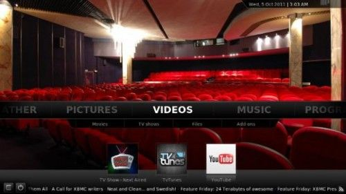 XBMCEden XBMC 500x281 11 Eden, available in its final version