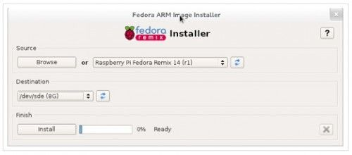 Fedora Remix, disponible para los Raspberry Pi