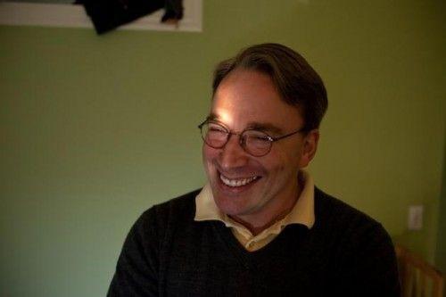 linus1 500x333 Linus Torvalds defiende a Android ante acusaciones de Microsoft