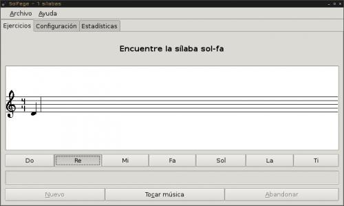 Aprendizaje de música en GNU/Linux